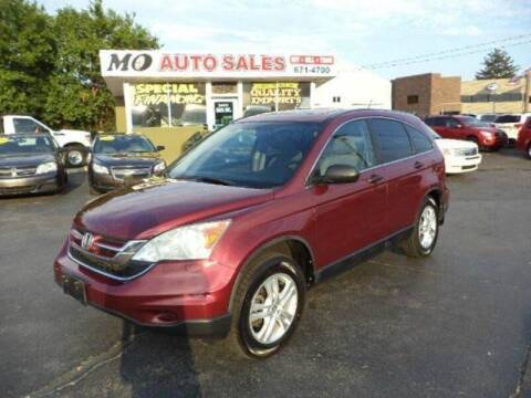 2010 Honda CR-V for sale at Mo Auto Sales in Fairfield OH