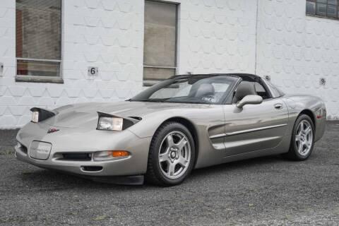 1999 Chevrolet Corvette for sale at Vantage Auto Wholesale in Moonachie NJ