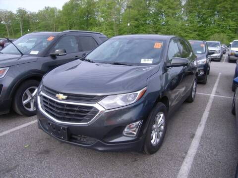 2018 Chevrolet Equinox for sale at Cj king of car loans/JJ's Best Auto Sales in Troy MI