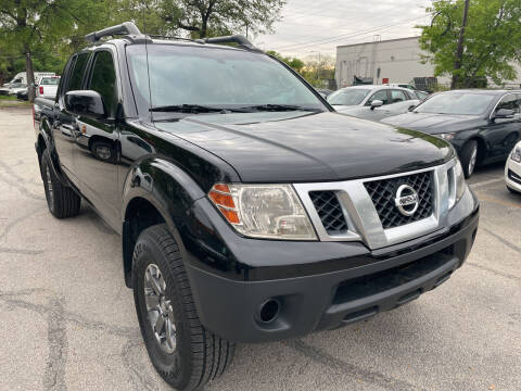 2014 Nissan Frontier for sale at PRESTIGE AUTOPLEX LLC in Austin TX