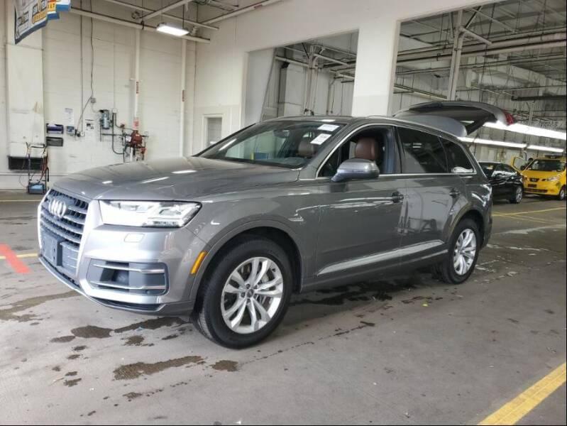2017 Audi Q7 for sale at CAR UZD in Miami FL
