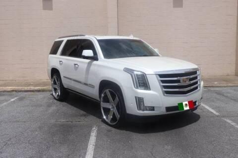 2017 Cadillac Escalade for sale at El Patron Trucks in Norcross GA