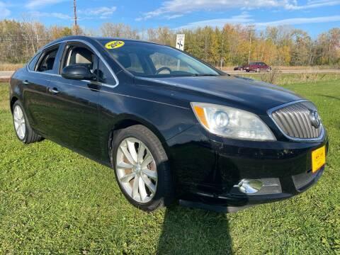 2012 Buick Verano for sale at Sunshine Auto Sales in Menasha WI