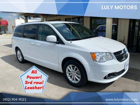 2019 Dodge Grand Caravan for sale at Luly Motors in Lincoln NE