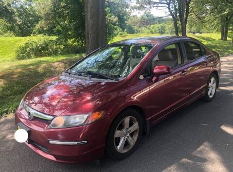 2008 Honda Civic for sale at Morris Ave Auto Sale in Elizabeth NJ