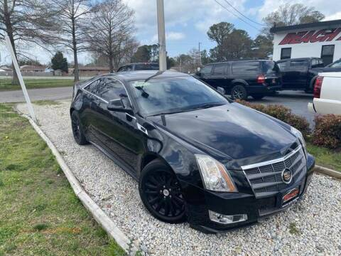 2011 Cadillac CTS for sale at Beach Auto Brokers in Norfolk VA