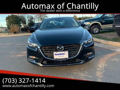 2017 Mazda MAZDA3 for sale at Automax of Chantilly in Chantilly VA