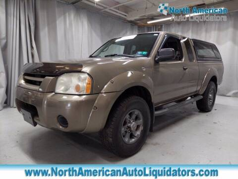 2002 Nissan Frontier for sale at North American Auto Liquidators in Essington PA
