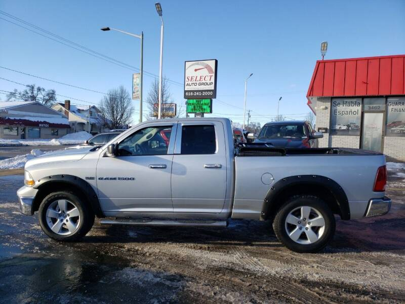 2012 RAM Ram Pickup 1500 for sale at Select Auto Group in Wyoming MI