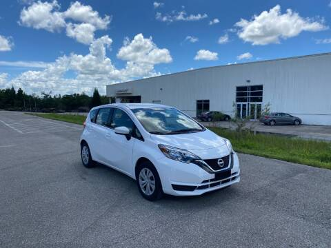 2018 Nissan Versa Note for sale at Prestige Auto of South Florida in North Port FL
