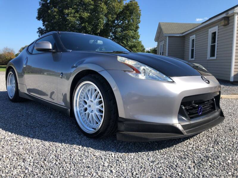 2010 Nissan 370Z for sale at Curtis Wright Motors in Maryville TN