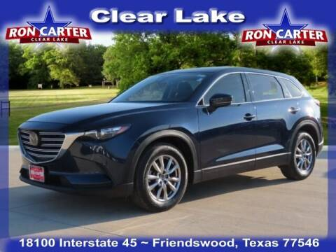 2018 Mazda CX-9 for sale at Ron Carter  Clear Lake Used Cars in Houston TX