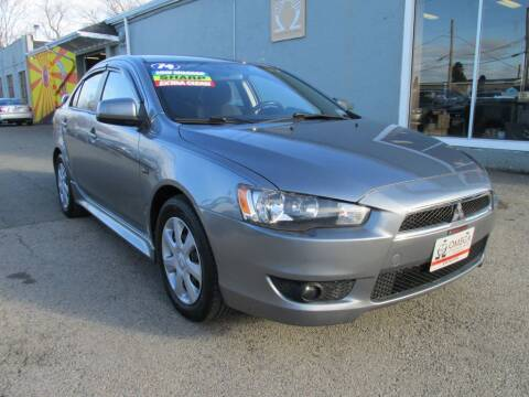 2014 Mitsubishi Lancer for sale at Omega Auto & Truck Center, Inc. in Salem MA