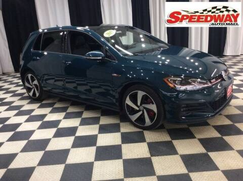2019 Volkswagen Golf GTI for sale at SPEEDWAY AUTO MALL INC in Machesney Park IL