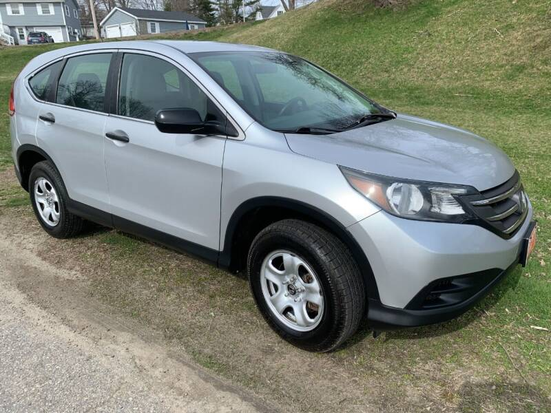 2013 Honda CR-V for sale at GROVER AUTO & TIRE INC in Wiscasset ME