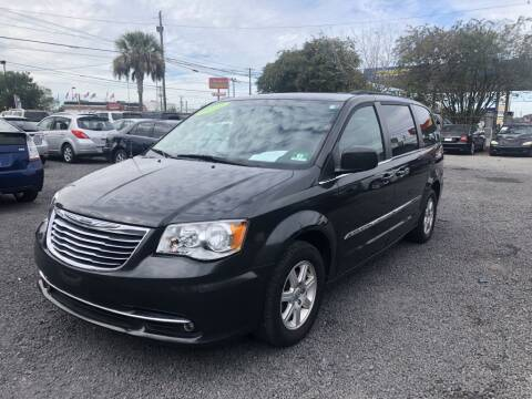 2012 Chrysler Town and Country for sale at Lamar Auto Sales in North Charleston SC