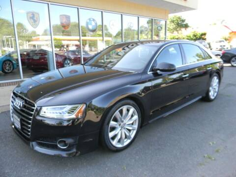 2016 Audi A8 L for sale at Platinum Motorcars in Warrenton VA