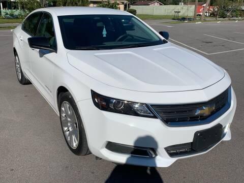 2016 Chevrolet Impala for sale at Consumer Auto Credit in Tampa FL