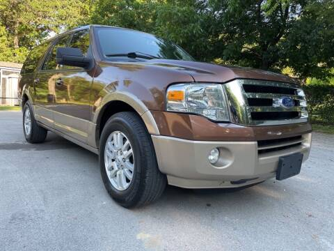 2011 Ford Expedition EL for sale at Thornhill Motor Company in Lake Worth TX