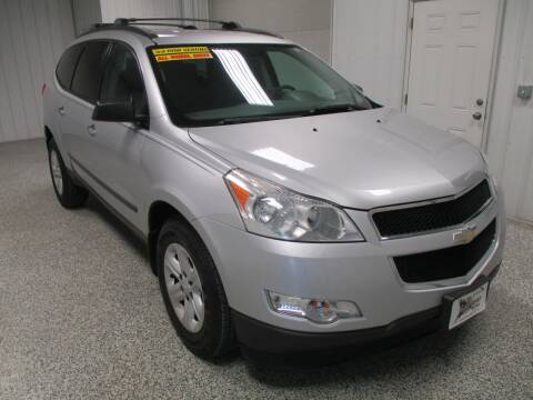2010 Chevrolet Traverse for sale at LaFleur Auto Sales in North Sioux City SD