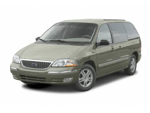2002 Ford Windstar for sale at Sundance Chevrolet in Grand Ledge MI