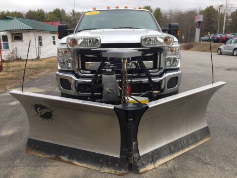 2015 Ford F-350 Super Duty for sale at NORM'S USED CARS INC - Trucks By Norm's in Wiscasset ME
