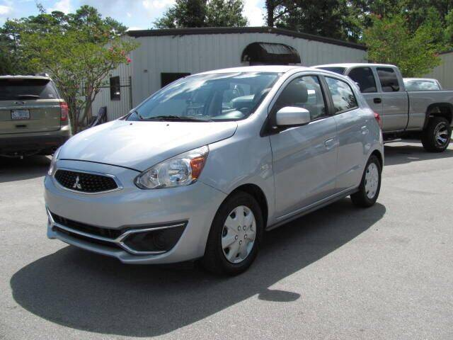 2017 Mitsubishi Mirage for sale at Pure 1 Auto in New Bern NC