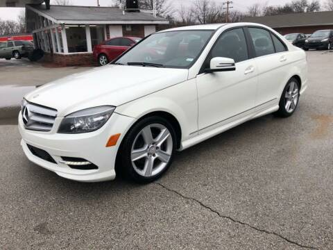 2011 Mercedes-Benz C-Class for sale at Auto Target in O'Fallon MO