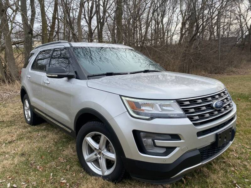 2017 Ford Explorer for sale at Kenny Vice Ford Sales Inc - USED Vehicle Inventory in Ladoga IN