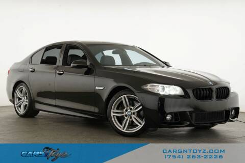 2016 BMW 5 Series for sale at JumboAutoGroup.com - Carsntoyz.com in Hollywood FL