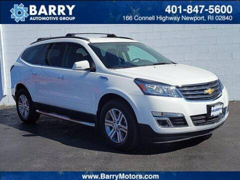 2015 Chevrolet Traverse for sale at BARRYS Auto Group Inc in Newport RI