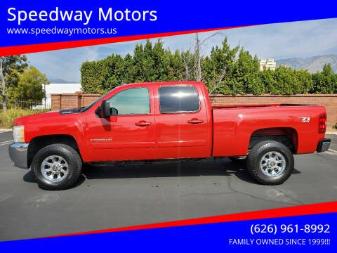 2007 Chevrolet Silverado 2500HD for sale at Speedway Motors in Glendora CA