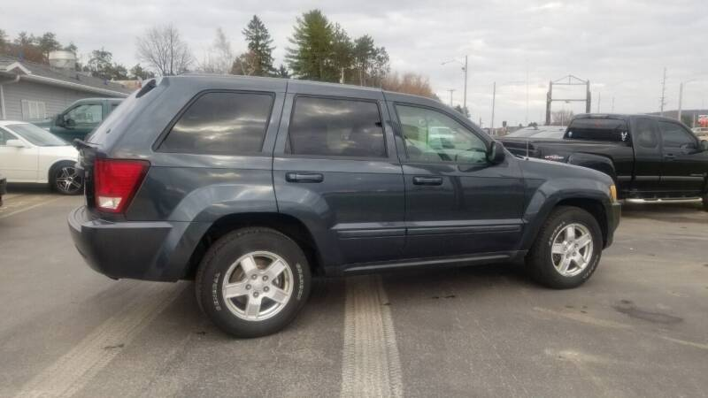 2007 Jeep Grand Cherokee for sale at D AND D AUTO SALES AND REPAIR in Marion WI