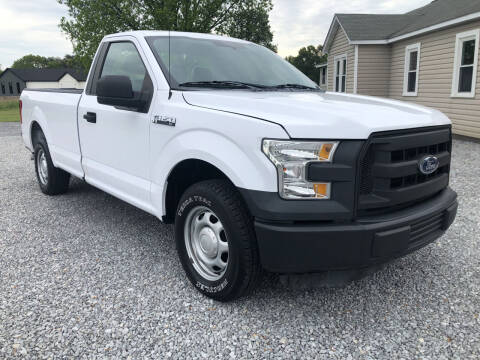 2016 Ford F-150 for sale at Curtis Wright Motors in Maryville TN