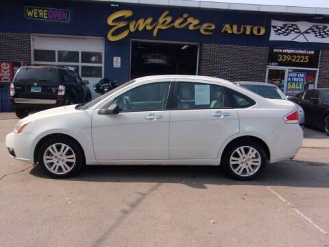 2010 Ford Focus for sale at Empire Auto Sales in Sioux Falls SD