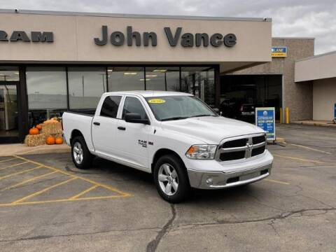 2020 RAM Ram Pickup 1500 Classic for sale at Vance Fleet Services in Guthrie OK
