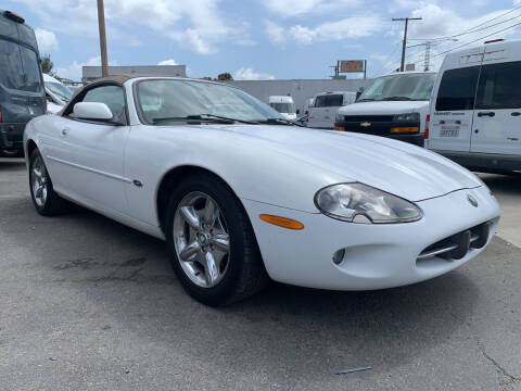 1998 Jaguar XK-Series for sale at Best Buy Quality Cars in Bellflower CA