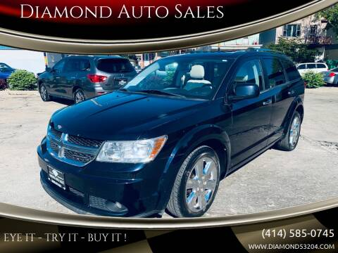 2011 Dodge Journey for sale at Diamond Auto Sales in Milwaukee WI