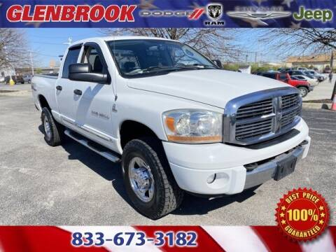 2006 Dodge Ram Pickup 2500 for sale at Glenbrook Dodge Chrysler Jeep Ram and Fiat in Fort Wayne IN