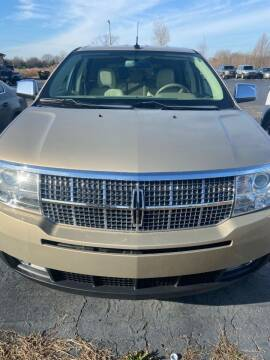 2007 Lincoln MKX for sale at DAVE KNAPP USED CARS in Lapeer MI