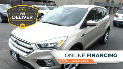 2017 Ford Escape for sale at So Cal Performance in San Diego CA