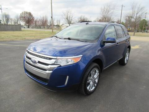 2014 Ford Edge for sale at Just Drive Auto in Springdale AR