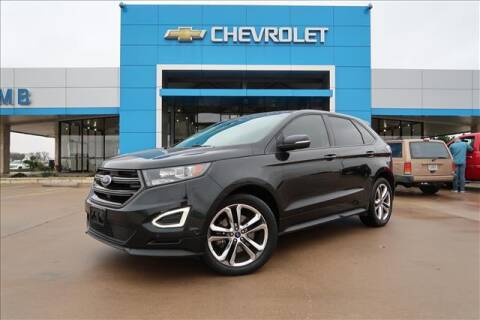 2015 Ford Edge for sale at Lipscomb Auto Center in Bowie TX