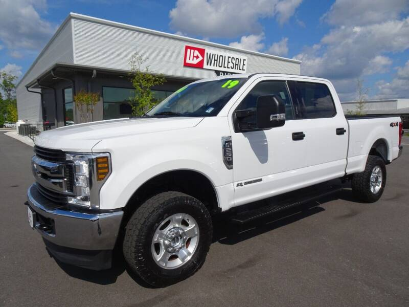 2019 Ford F-250 Super Duty for sale at Wholesale Direct in Wilmington NC