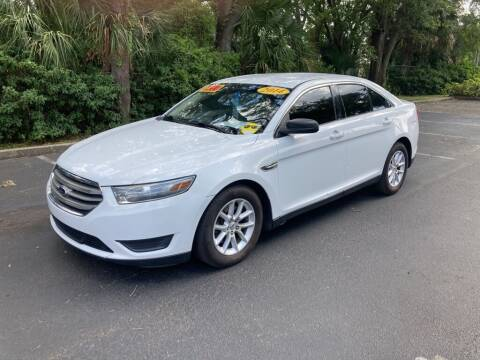2014 Ford Taurus for sale at AUTO IMAGE PLUS in Tampa FL