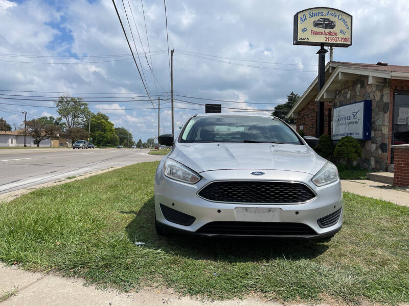 2016 Ford Focus for sale at All Starz Auto Center Inc in Redford MI