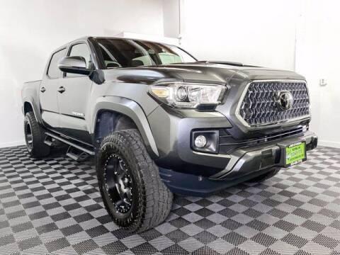 2019 Toyota Tacoma for sale at Sunset Auto Wholesale in Tacoma WA