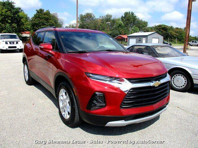 2019 Chevrolet Blazer for sale at Gary Simmons Lease - Sales in Mckenzie TN