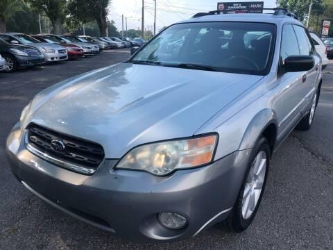 2006 Subaru Outback for sale at Atlantic Auto Sales in Garner NC