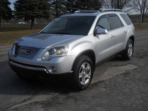 2009 GMC Acadia for sale at Hern Motors in Hubbard OH